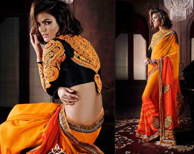 sari - robe indienne - sari mariage